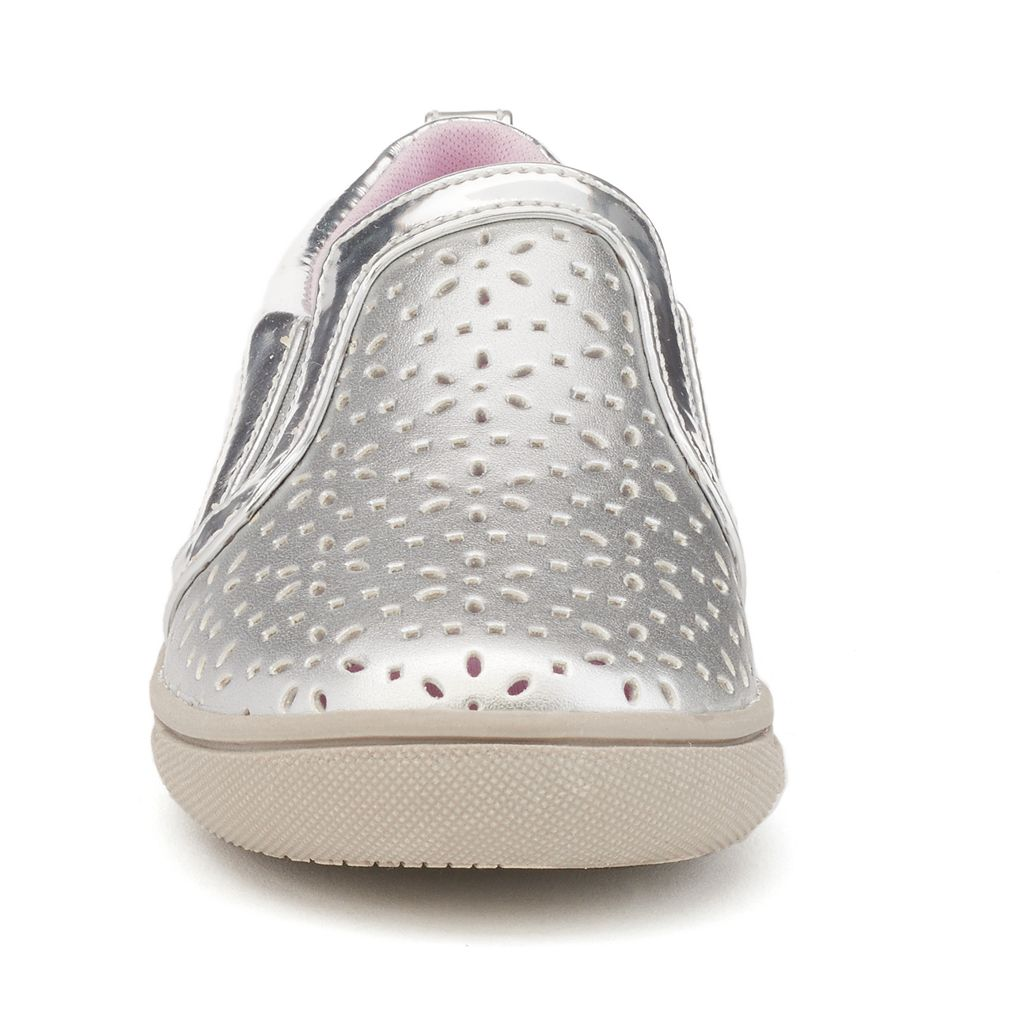 Rachel Shoes Delray Girls' Slip-On Shoes