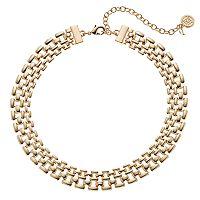 Dana Buchman Geometric Choker Necklace