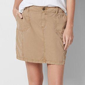 Women's SONOMA Goods for Life? Utility Skirt