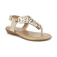 Rachel Shoes Lil Destin Toddler Girls' Sandals