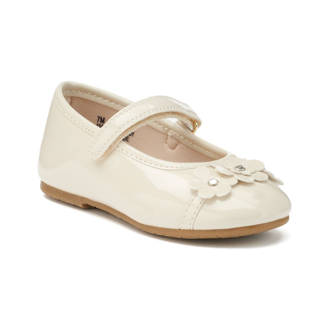 Rachel Shoes Lil Melody Toddler Girls' Mary Jane Shoes