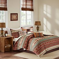 Madison Park 7 pc Davy Comforter Set