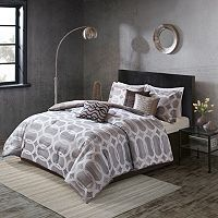 Madison Park 6 pc Matteo Duvet Cover Set