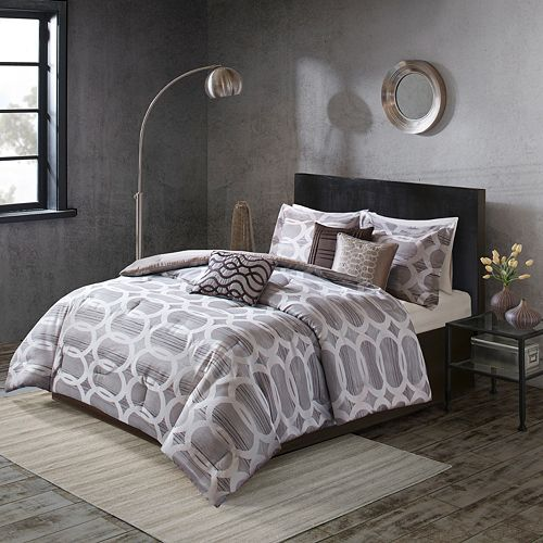 Madison Park 6-piece Matteo Duvet Cover Set