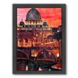 Americanflat ''Rome 1'' Framed Wall Art