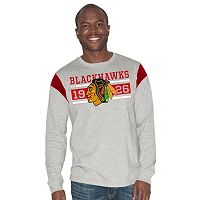 Men's Chicago Blackhawks Receiver Tee