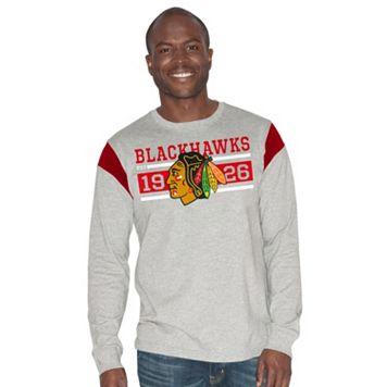 Men's Chicago Blackhawks Receiver Tee
