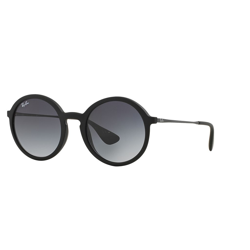 Ray-Ban Youngster RB4222 50mm Round Gradient Sunglasses