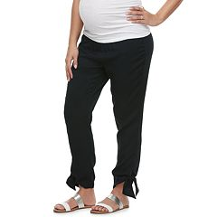 Maternity a:glow Twill Pants