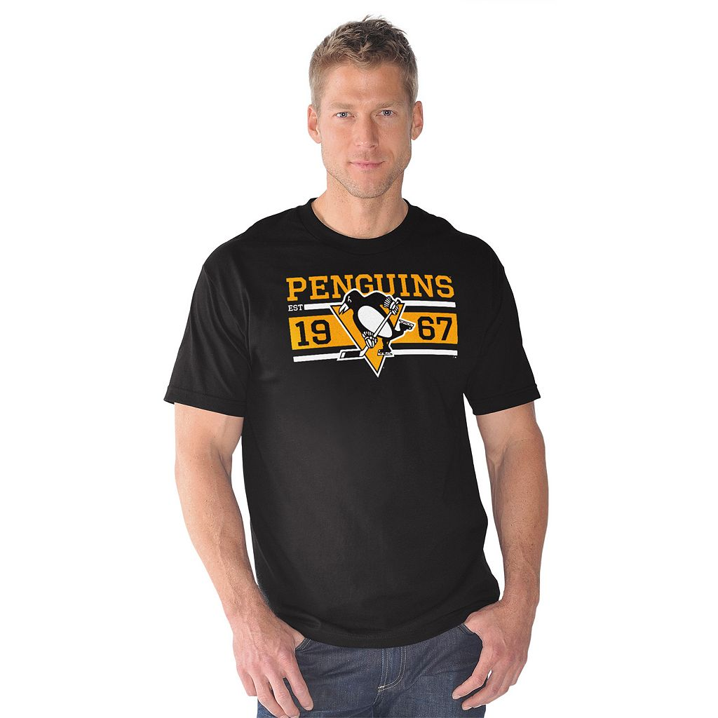Men's Pittsburgh Penguins Overtime Tee