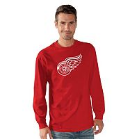 Men's Detroit Red Wings Playbook Tee