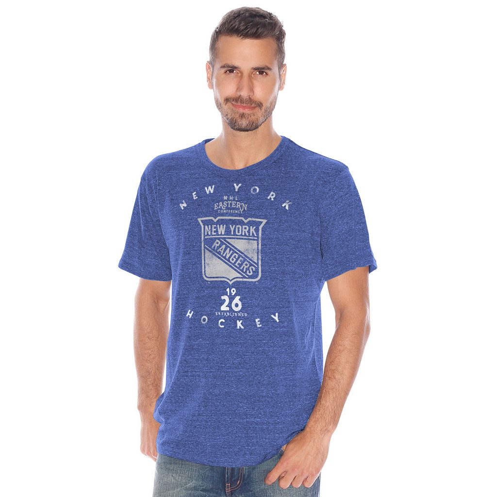 Men's New York Rangers Championship Tee