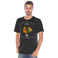 Men's Chicago Blackhawks Championship Tee