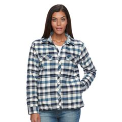 Women's Columbia Waverly Mountain Plaid Shirt