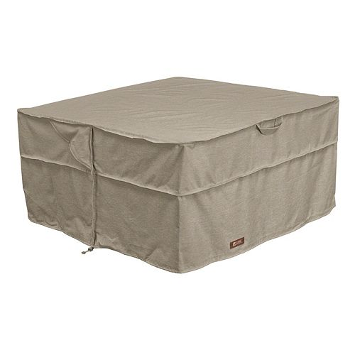 Montlake Square Fire Pit Table Cover