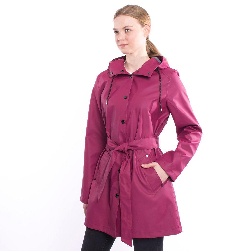 Women's Braetan Hooded Rain Jacket