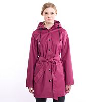 Women's Braetan Hooded Rain Jacket
