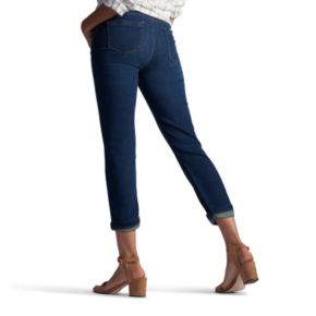 Petite Lee Cameron Easy Fit Crop Jeans