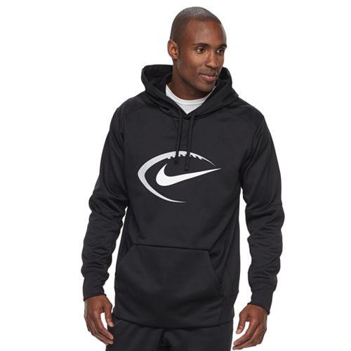 ab4b7fdf747cd Men's Nike Therma Football Hoodie