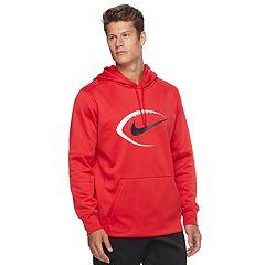 Men's Nike Therma Football Hoodie