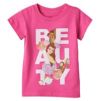 Disney's Beauty & The Beast Belle, Beast & Lumiere Girls 4-6x
