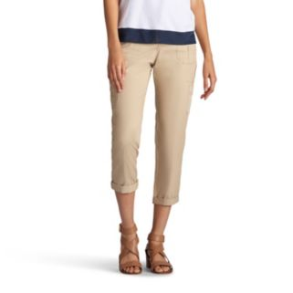 Petite Lee Presley Relaxed Fit Cargo Pants