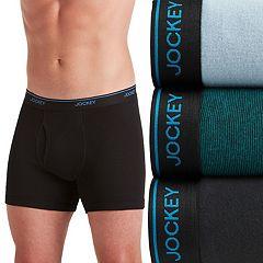Men's Jockey® 3-pack StayCool+™ Boxer Briefs