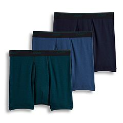 Men's Jockey® 3-pack StayCool+™ Boxer Briefs
