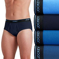 Men's Jockey® 4-pack StayCool+™ Briefs