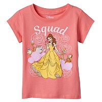 Disney's Beauty & The Beast Belle, Cogsworth & Lumiere Toddler Girl