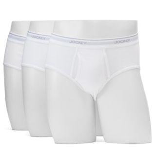 Big & Tall Jockey 3-Pack StayCool Briefs