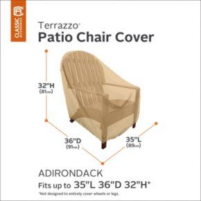 Terrazzo Adirondack Chair Cover
