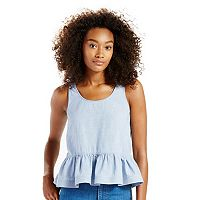 Women's Levi's Peplum Tank Top