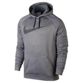 Men's Nike Coder Swoosh Therma Hoodie