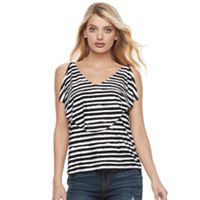 Women's Juicy Couture Ruffle Popover Tank