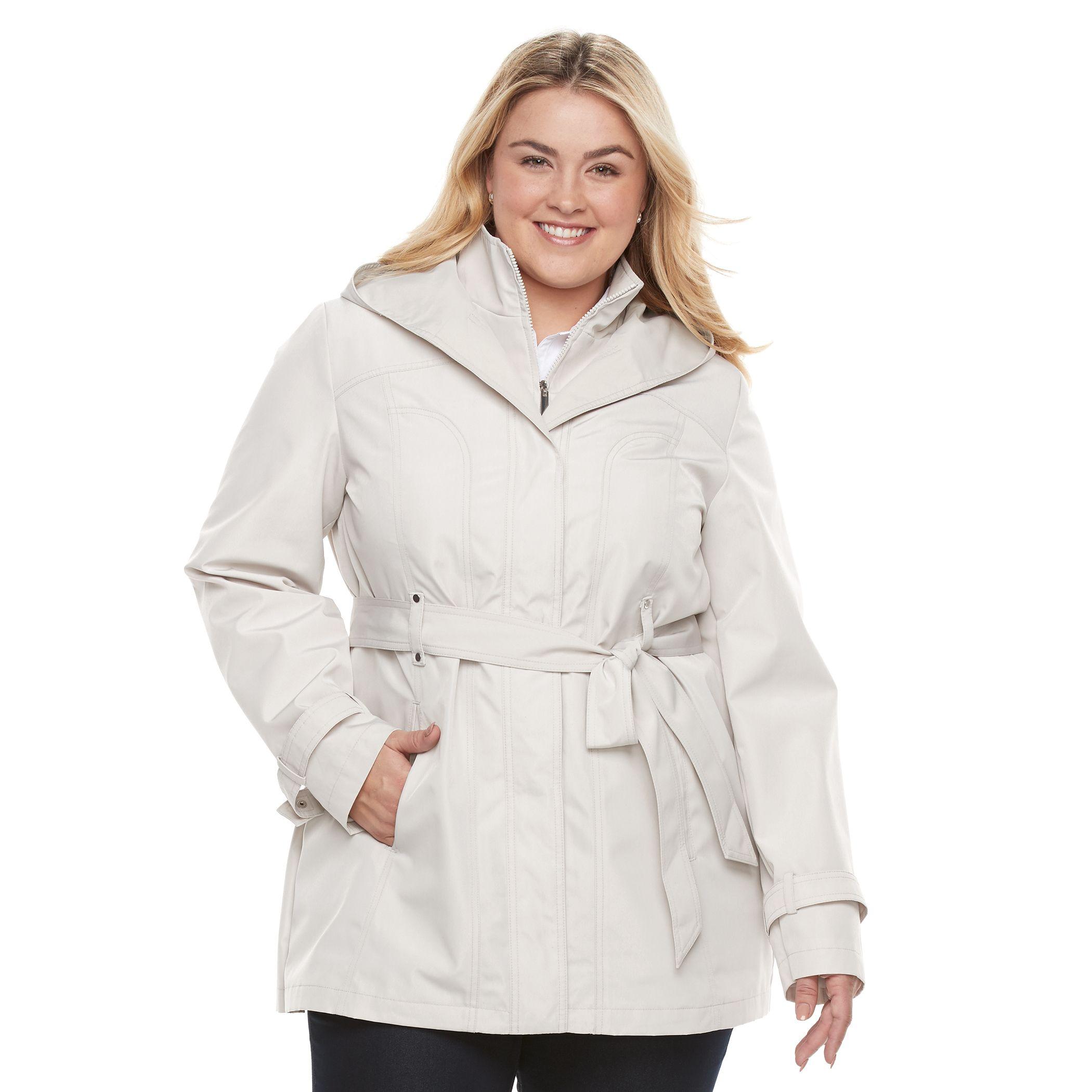 Plus size jackets kohls
