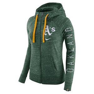 Women's Nike Oakland Athletics Vintage Hoodie