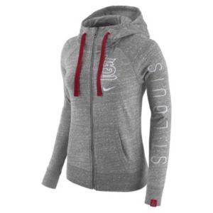 Women's Nike St. Louis Cardinals Vintage Hoodie