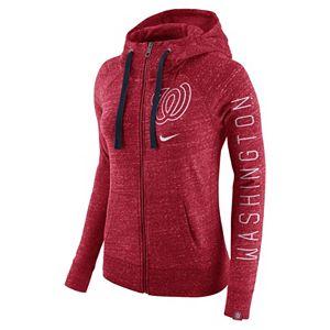 Women's Nike Washington Nationals Vintage Hoodie