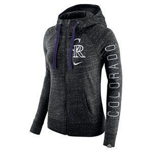 Women's Nike Colorado Rockies Vintage Hoodie
