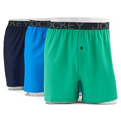 Men's Jockey 3-pack Active Mesh Boxers