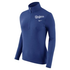 Women's Nike Los Angeles Dodgers Dri-FIT Element Top