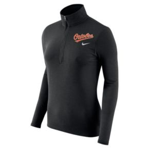 Women's Nike Baltimore Orioles Dri-FIT Element Top