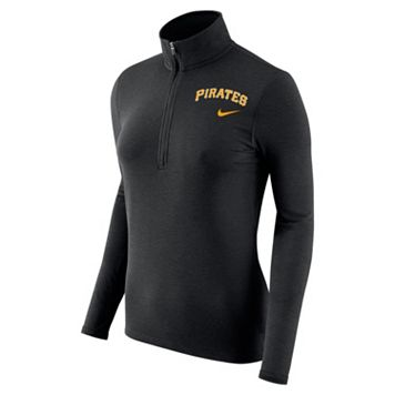 Women's Nike Pittsburgh Pirates Dri-FIT Element Top