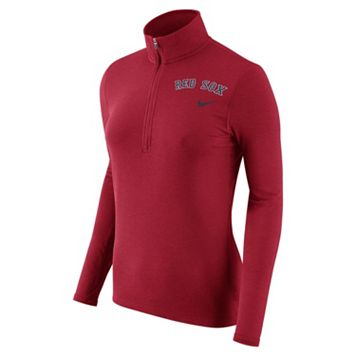 Women's Nike Boston Red Sox Dri-FIT Element Top