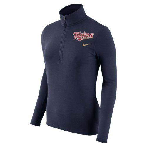 Women's Nike Minnesota Twins Dri-FIT Element Top
