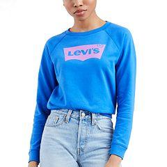 Women's Levi's Batwing Logo Sweatshirt