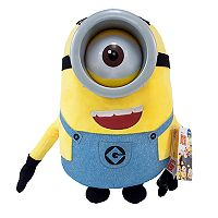 Despicable Me 3 Minions Stuart Plush