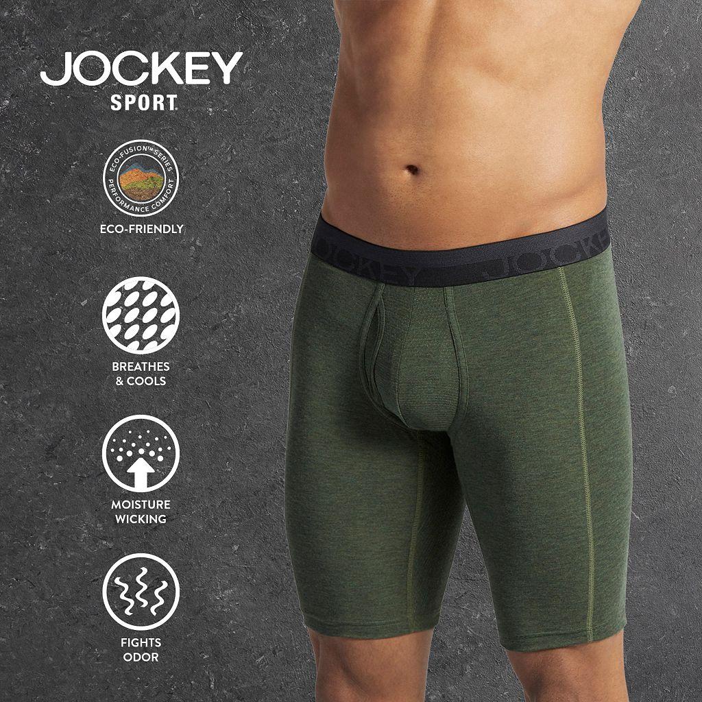Men's Jockey 2-pack Sport Outdoor Performance Midway Briefs