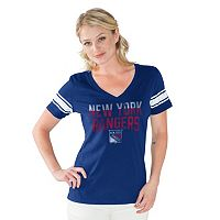 Women's New York Rangers First Pick Tee